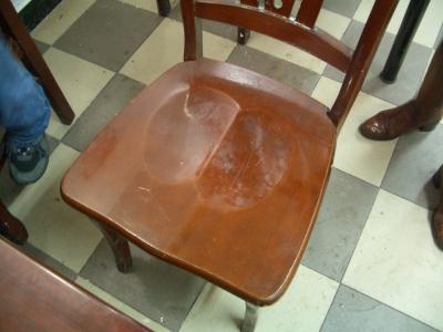 Quien dijo que los asientos ergonómicos son caros?