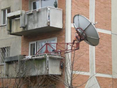La Televisión en Rumanía