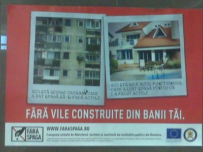 Corrupcion en Rumania