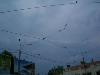 El cielo de Bucarest
