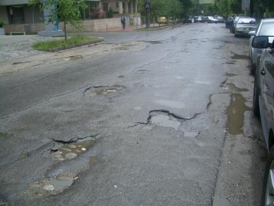 Una de Rumanos: Las calles en Bucarest