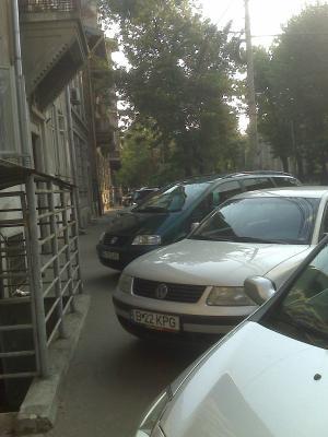 Aparcar en Bucarest...o caminar en Bucarest? ( y 2 )