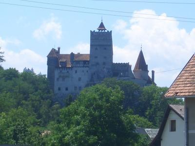 El Castillo de Bran, o donde Dracula brilla por su ausencia