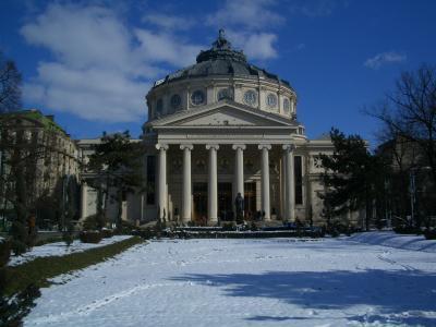 Bucarest. Sombras y Luces ( I )
