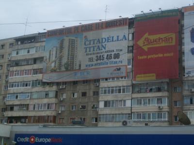 Bucarest: Sombras y Luces ( II )