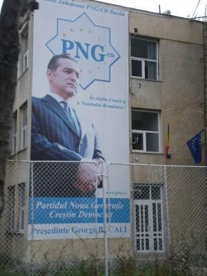 Gigi Becali y el PNG