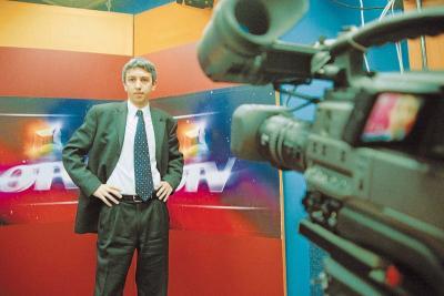 Dan Diaconescu y la OTV...Aqui también hay telebasura