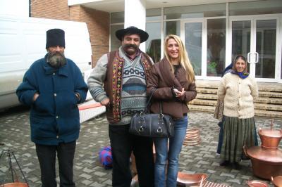 Una Feria Navideña...y Gitanos de los de verdad