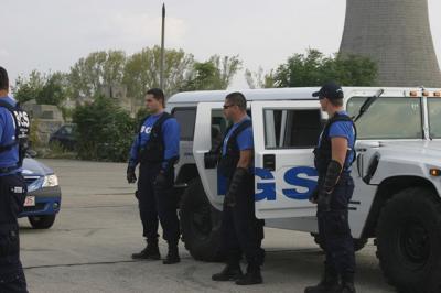 Los chicos de la BGS: El negocio de la Seguridad Privada en Rumania